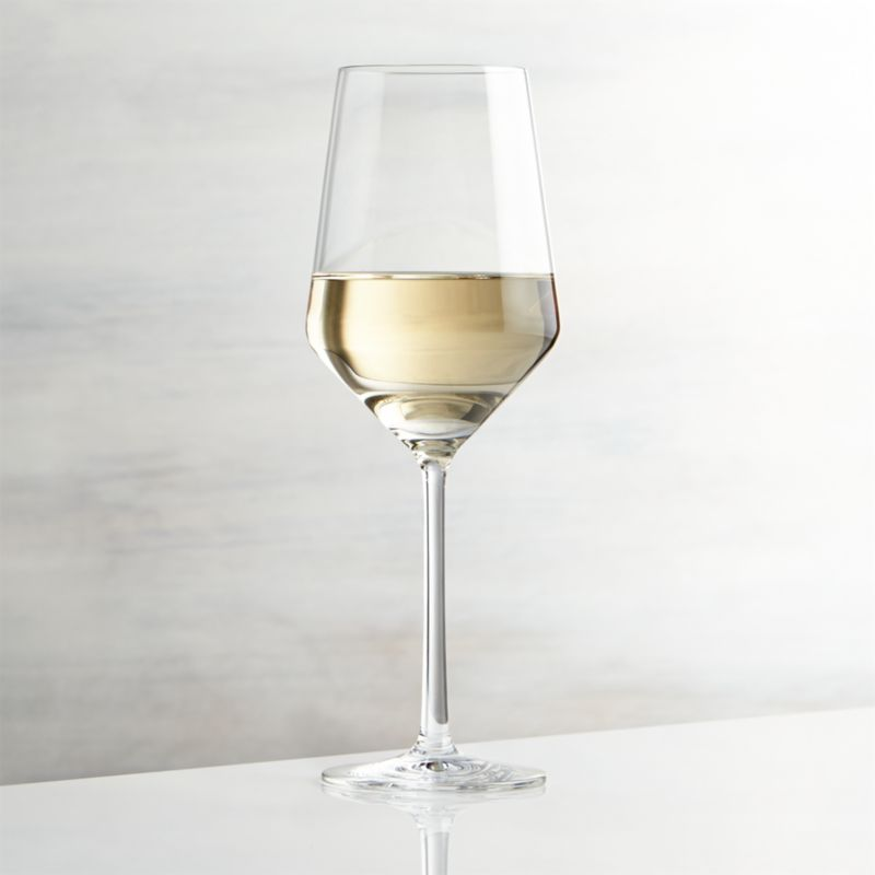 Tour White Wine Glass Reviews Crate And Barrel