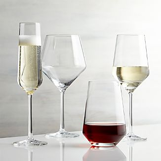Tour Wine Glasses