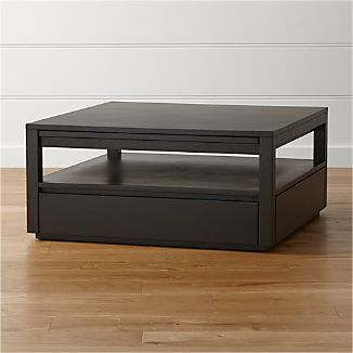 Beau Tourney Square Coffee Table