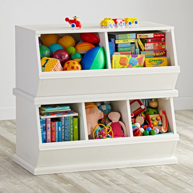 Baby Kids Storage Room and Playroom Crate and Barrel