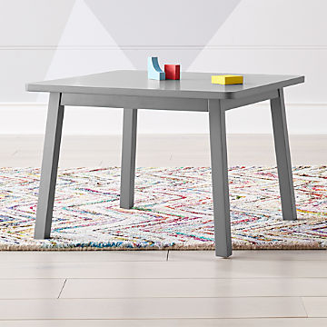 Pleasing Kids Tables And Chairs For Play Crate And Barrel Andrewgaddart Wooden Chair Designs For Living Room Andrewgaddartcom