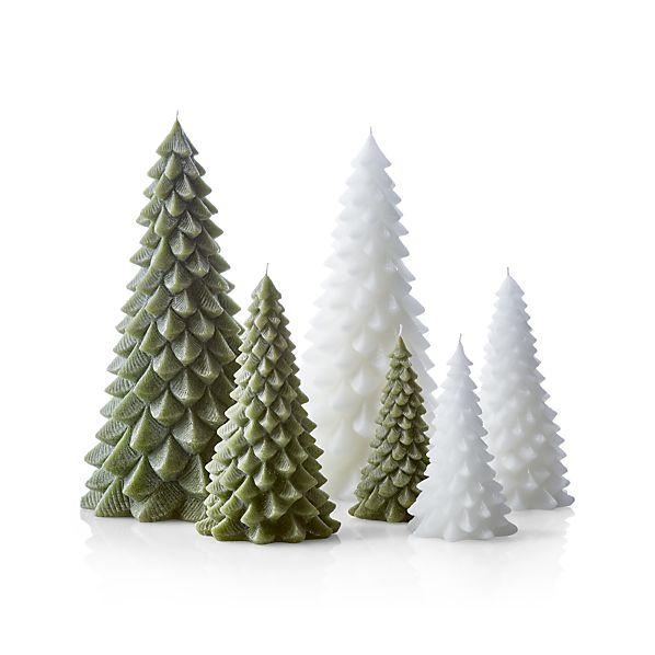 TreeCandlesGreenWhiteGrpF17
