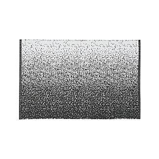 Tresello Black Indoor/Outdoor Rug 2'x3'
