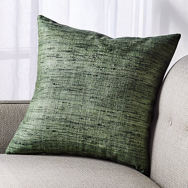 """Trevino Agave Green Pillow 20"""" - Image 1 of 5"""