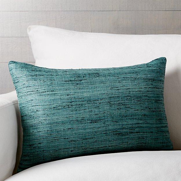 "Trevino Arctic 15""x22"" Pillow"