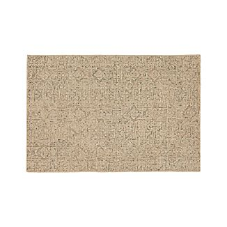 Trystan Tawny Patterned Rug ...