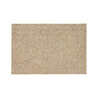 Trystan Tawny Wool-Blend 6'x9' Rug