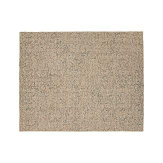 Trystan Tawny Wool-Blend 8'x10' Rug