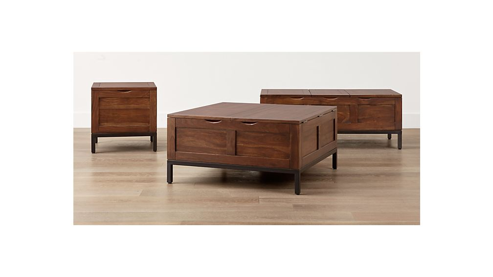 Tucker Rectangular TrunkCrate and Barrel