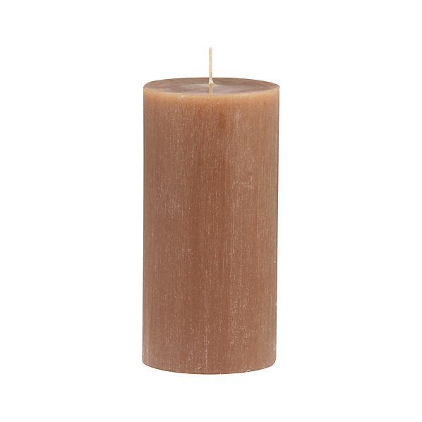 "Tupelo Cassia 3""x6"" Pillar Candle"