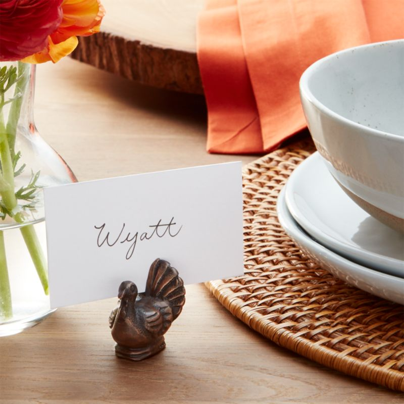Turkey Place Card Holder Reviews