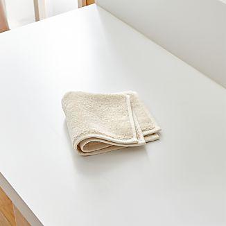 Turkish Cotton 800-Gram Oyster Washcloth