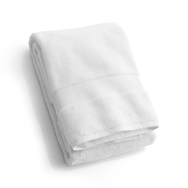 TurkishCottonWhiteBathTowelF16