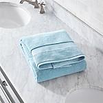 Turkish Cotton 800-Gram Sky Blue Bath Towel