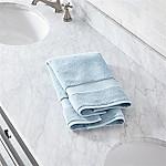 Turkish Cotton 800-Gram Sky Blue Hand Towel