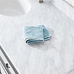 Turkish Cotton 800-Gram Sky Blue Washcloth