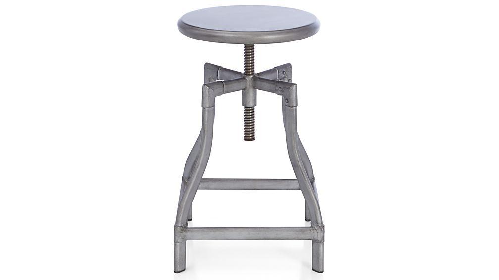 Aluminum bar stools without backs : turner gunmetal 18 24 bar stool from yucatanhomeinspect.com size 1008 x 567 jpeg 20kB