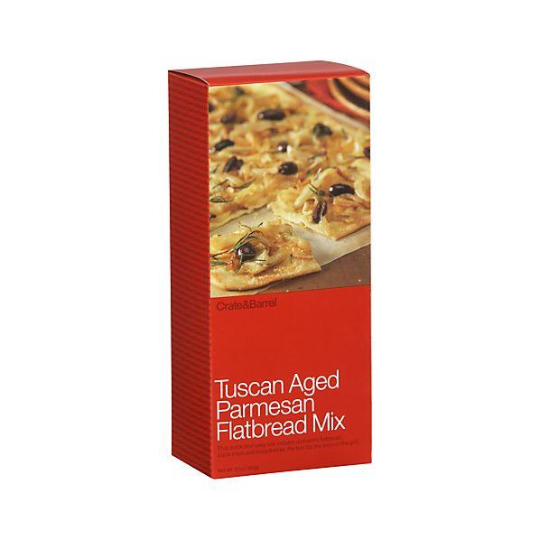 Tuscan Aged Parmesan Flatbread Mix