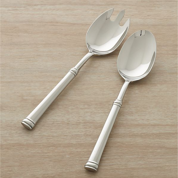 Tuscany 2-Piece Salad Server Set
