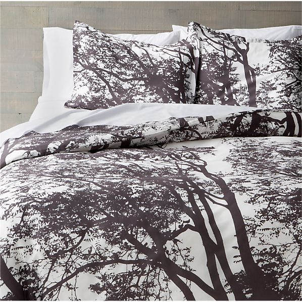 Marimekko Tuuli Raisin Full/Queen Duvet Cover
