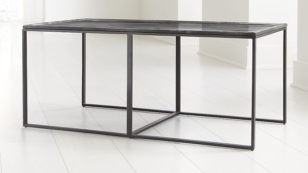 Twilight Marble Coffee Table - Image 1 of 7