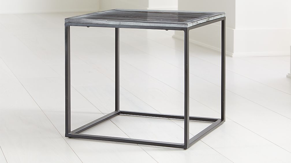 Twilight Marble End Table - Image 1 of 6