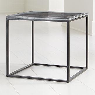 Twilight Marble End Table