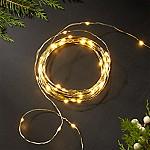Twinkle Gold 30' String Lights
