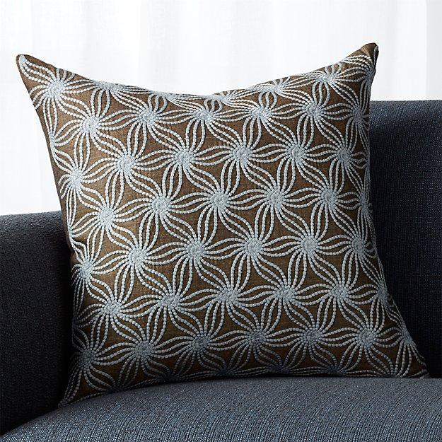 """Tyde Earth 20"""" Pillow"""