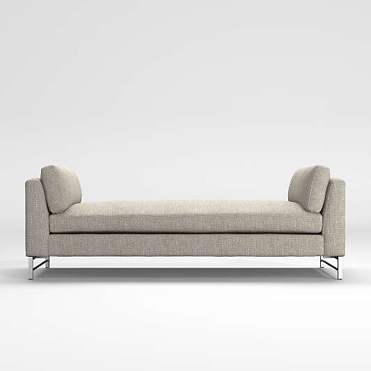Tyson Daybed with Stainless Steel Base
