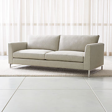 Admirable Sofas Couches And Loveseats Crate And Barrel Pdpeps Interior Chair Design Pdpepsorg