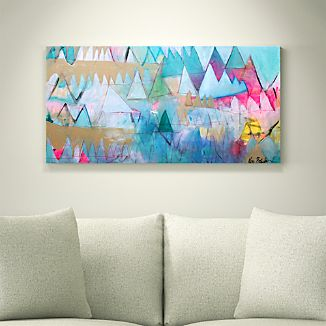 First Trip To The Mountains - SOLD