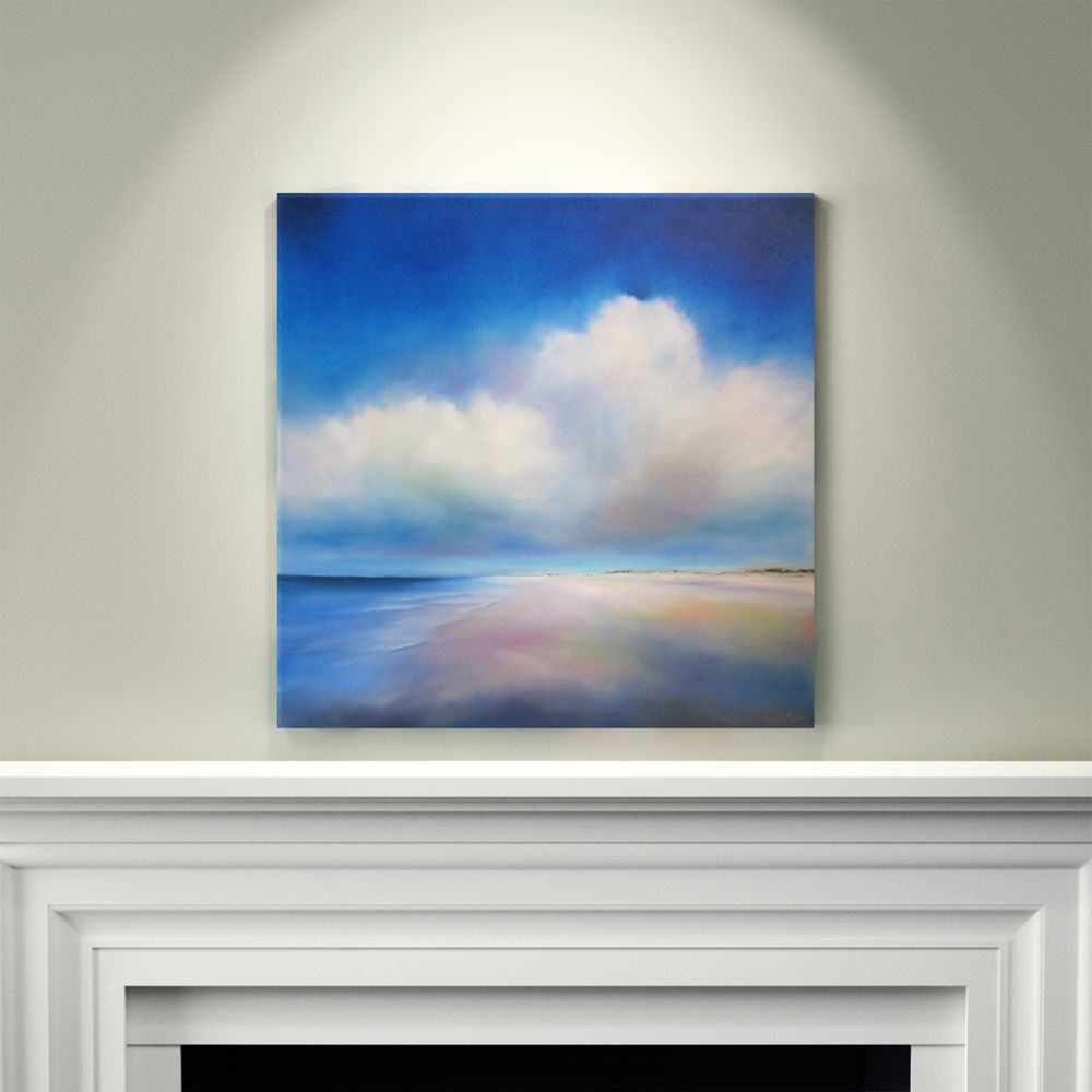 Beach Blues - Crate and Barrel