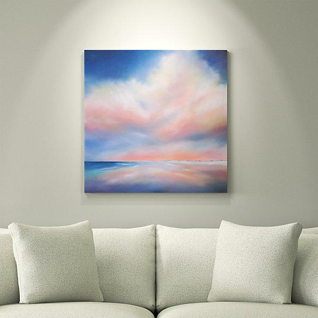 Beach Cloudscape