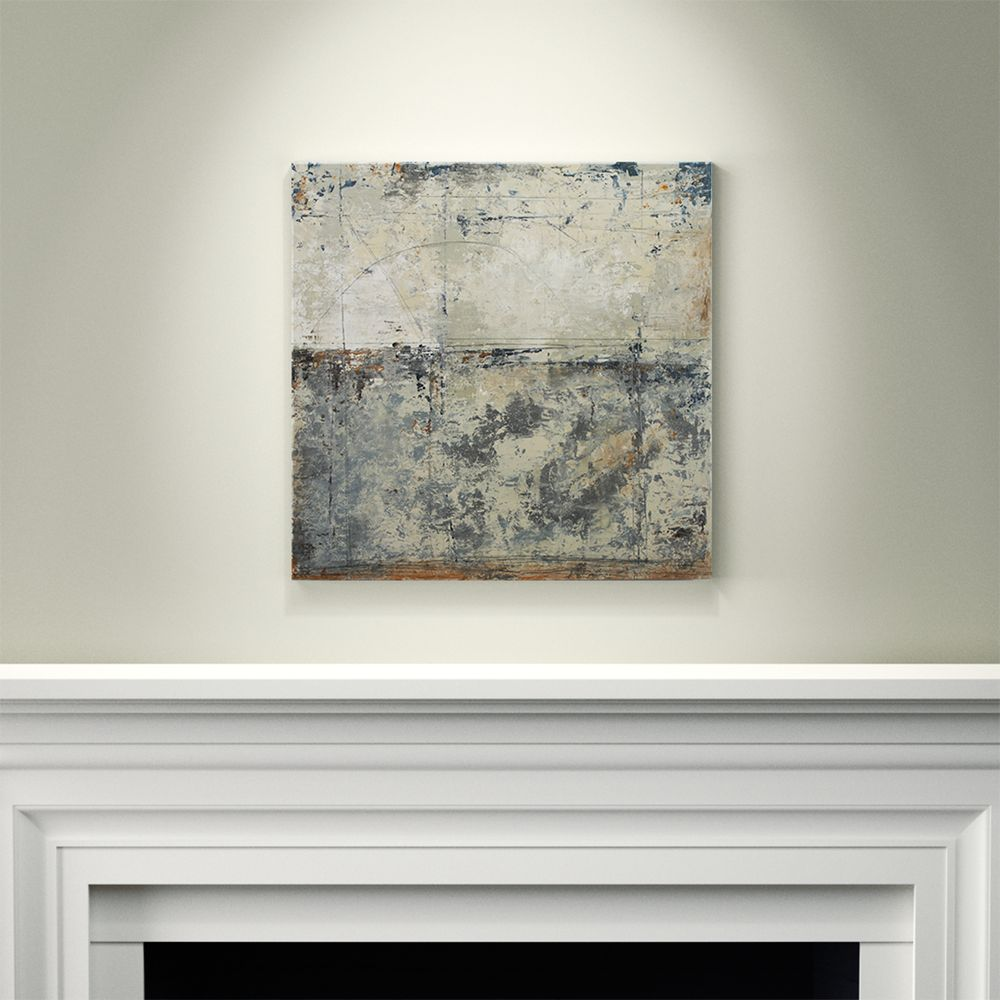 Below The Palette Knife - Crate and Barrel