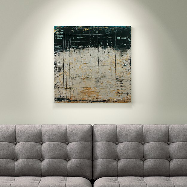 Secrets in the Wall- SOLD