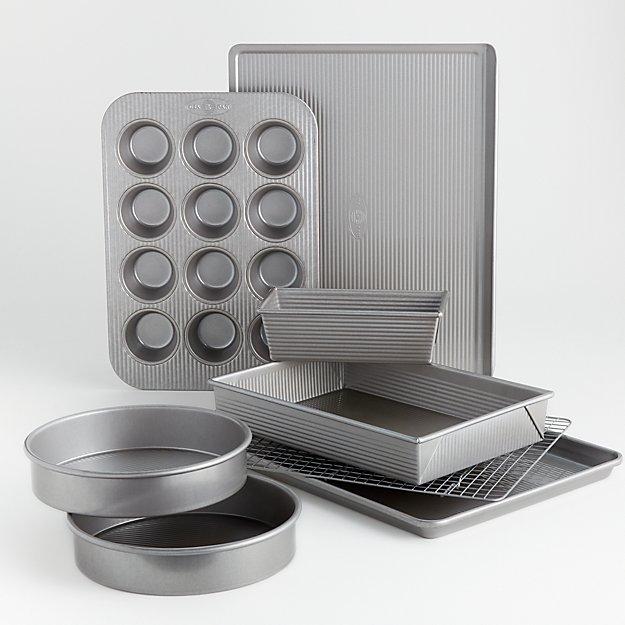 USA Pan 8-Piece Bakeware Set - Image 1 of 2