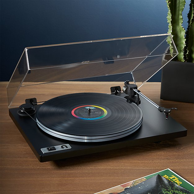 Orbit Plus Turntable with Built-In Preamp