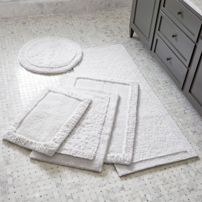 large white bathroom rugs bath rugs crate and barrel with brilliant example in 19121
