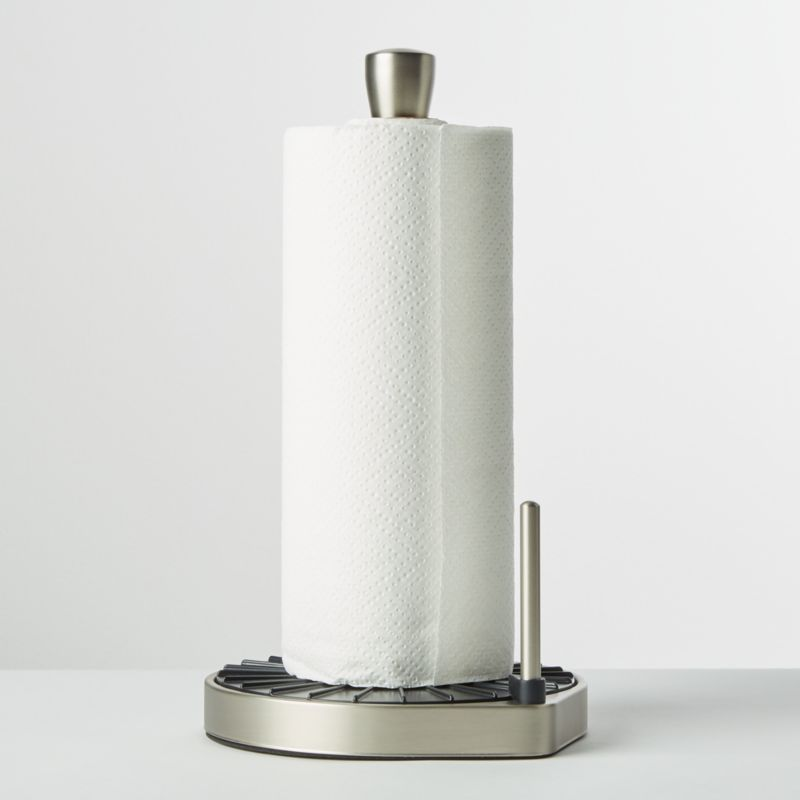 Umbra Spin Click And Tear Paper Towel Holder