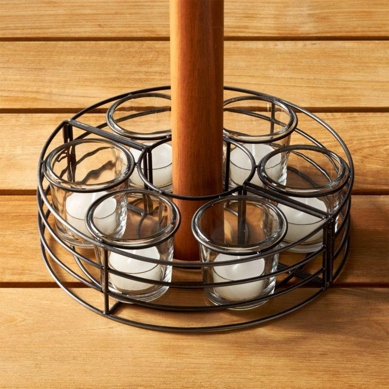 Umbrella Tea Light Centerpiece + Reviews