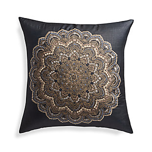 Trevino Sunflower Yellow 20 Quot Pillow With Down Alternative