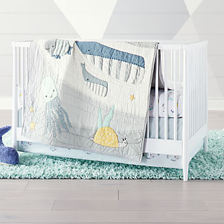 Under the Sea Crib Bedding