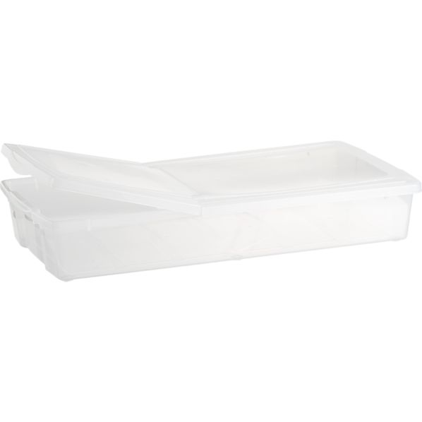 Underbed Box with Lid