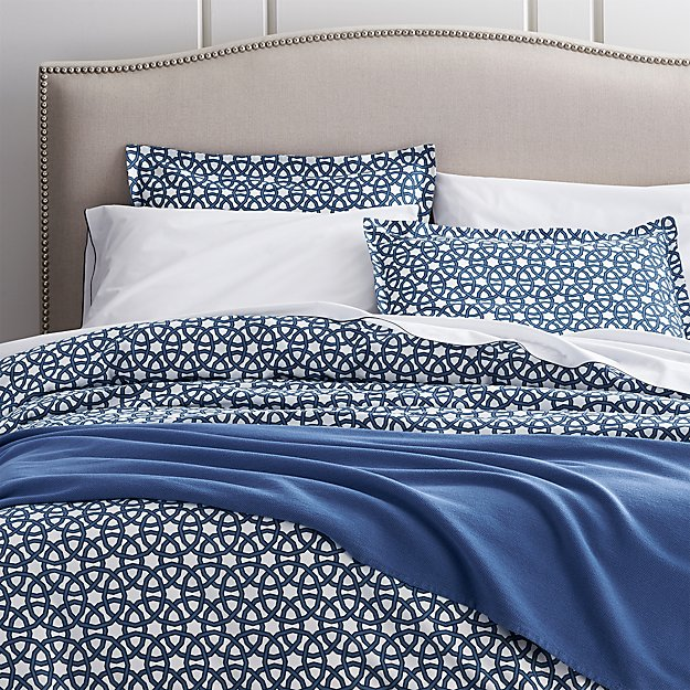 Union Square Duvet Cover and Pillow Shams