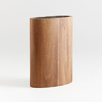 Universal Oval Knife Block