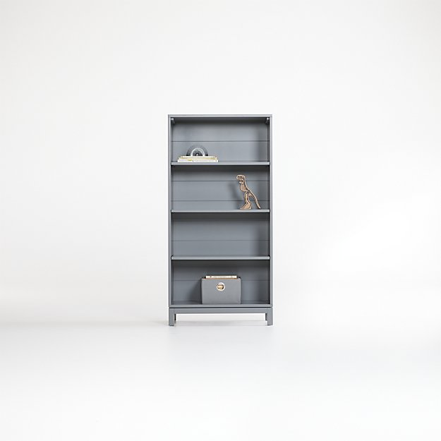 Grey Uptown Bookcase - Image 1 of 3