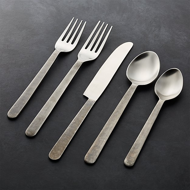 Urban 20-Piece Flatware Set