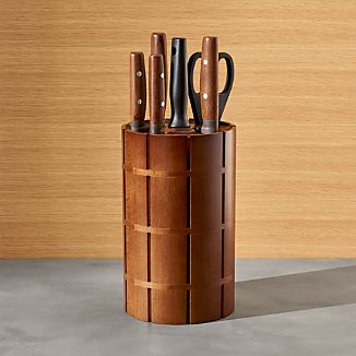 Wüsthof ® Urban Farmer 7-Piece Knife Block Set