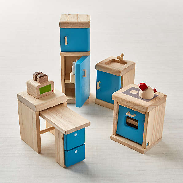 Kids Wooden Toys Crate And Barrel
